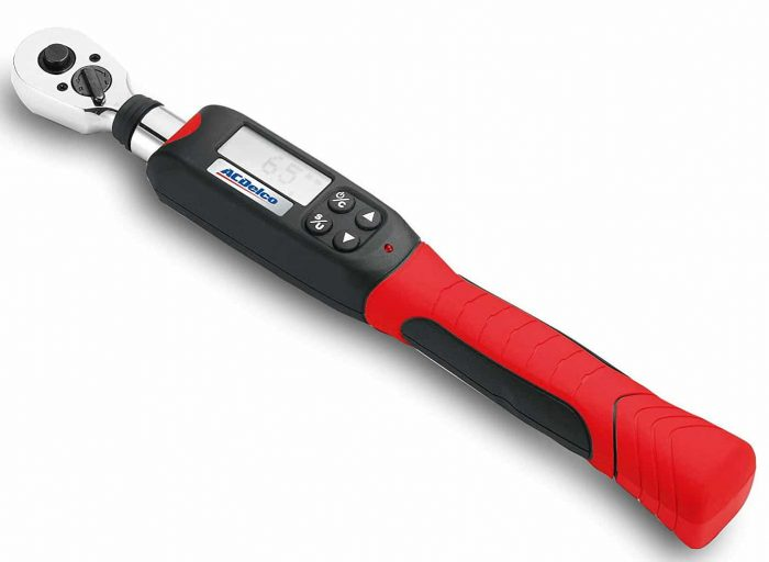 ACDelco ARM601-3 3/8-Inch Digital Torque Wrench