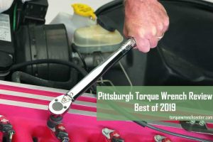 Pittsburgh Torque Wrench Review
