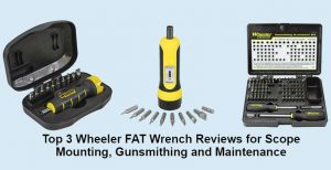 Wheeler Fat Wrench Case