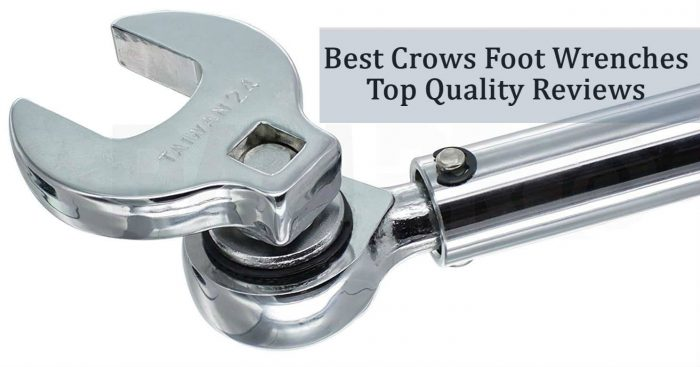Best Crows Foot Wrench Set