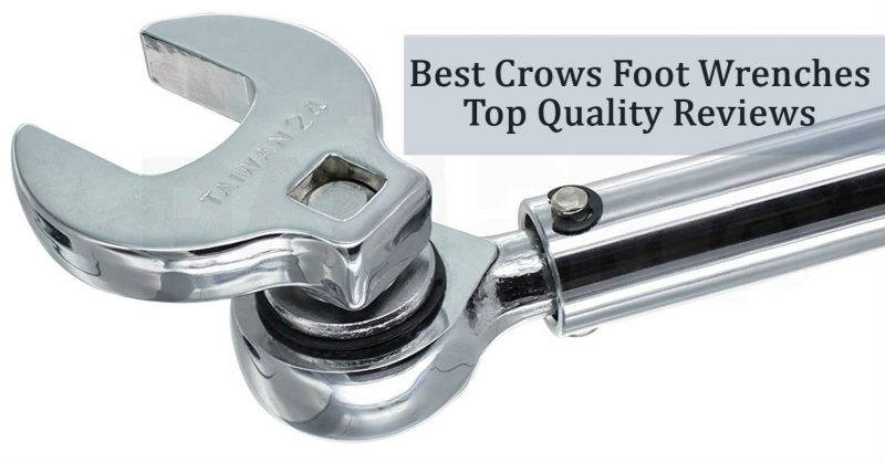 Best Crows Foot Wrench Set Reviews 2020 | Top 8 Picks