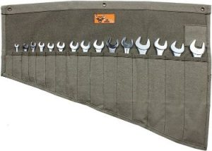 BULL TOOLS BT 1706 Wrench Roll Up Pouch