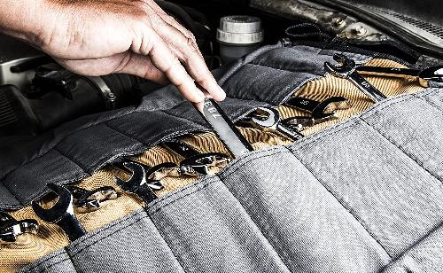 Top 5 Best Wrench Roll Up Pouches | Reviews & Buying Guide