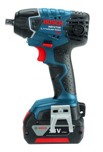 Bosch IWH181-01 Impact Wrench Kit