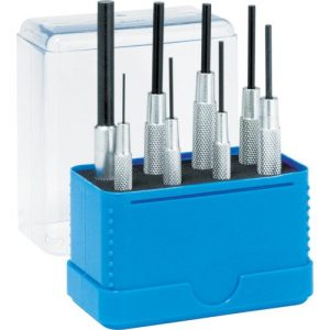 Rennsteig Parallel Pin Punches - 8 Piece Set