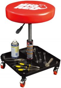 Torin TR6350 Big Red Rolling Mechanic Stool