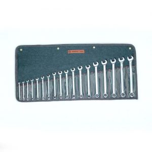 Wright Tool 958 Full Polish Metric Combination Wrenches