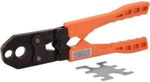 SharkBite 23251 PEX Crimping Tool for PEX Pipe