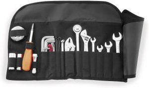 Biker's Choice Roll-Up Tool Kit