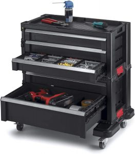 Keter Rolling Tool Chest