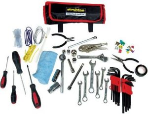 Stockdon Motorcycle Tool Roll Kit