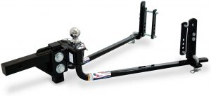 6K RB Fastway e2 2-point sway control hitch