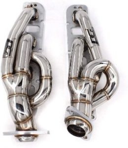POWERGO MOTORSPORT 1353403840 1-5/8 x 2-1/2 inches 304 Stainless Steel Shorty Headers