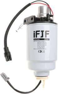 iFJF 12642623 Fuel Filter Head for Duramax Fuel Filter Housing 6.6 Replacement for GM Chevrolet GMC Duramax V8