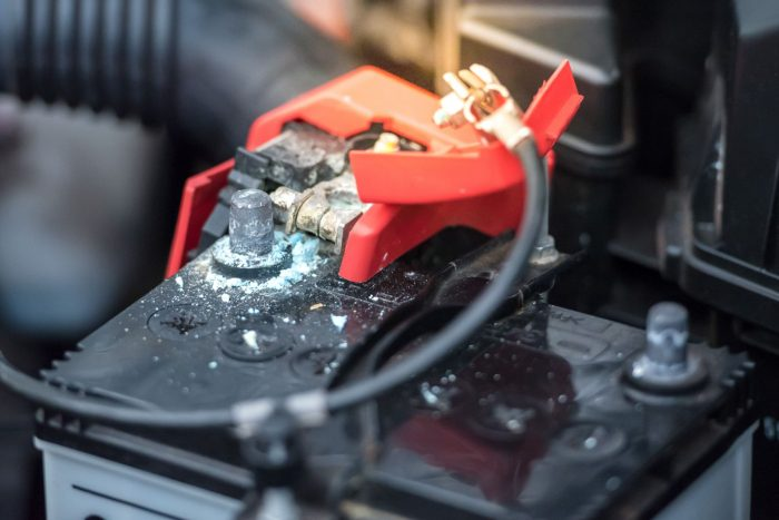 What Causes Corrosion on Car Batteries