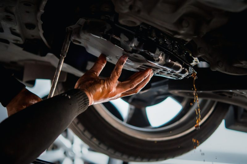 What Does it Cost to Change Transmission Fluid?