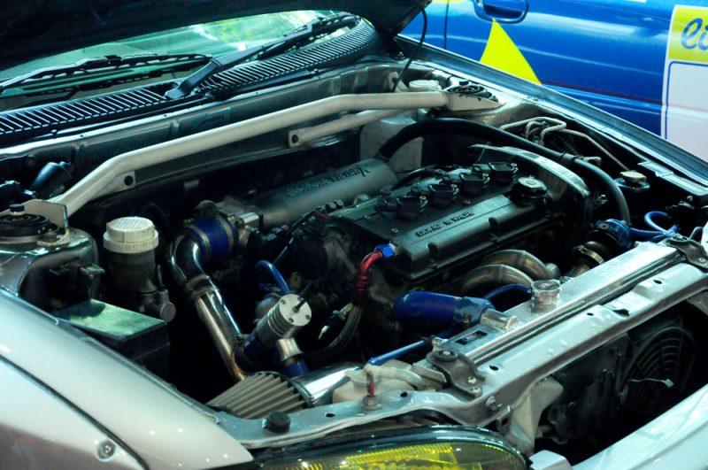 Hydrolocked Engine